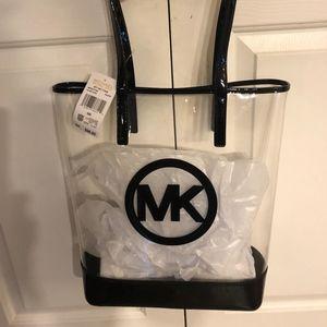 Michael Kors Clear Bag